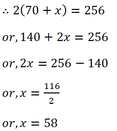 rs aggarwal class 8 chapter 21 exercise 21 c