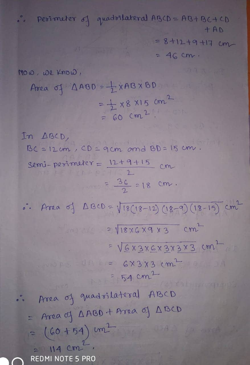 RS Aggarwal And Veena Aggarwal Class 9 Math Fourteenth